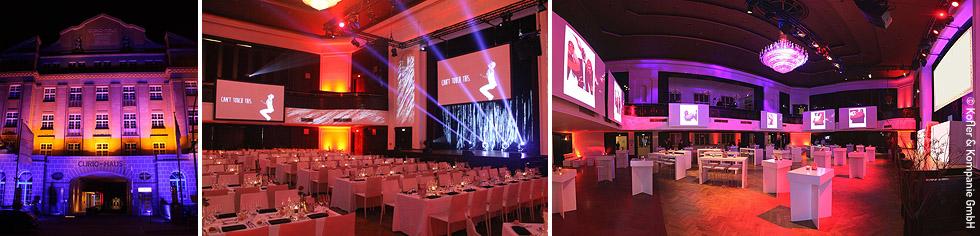Eventlocation Konzert- und Ballhaus Hamburg