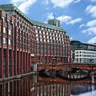 Shoppen und Tagen in Hamburgs City
