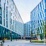Modernes umweltfreundliches Hotel direkt in der City
