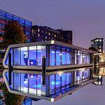 City Hotel mit Tagung auf Eventschiff